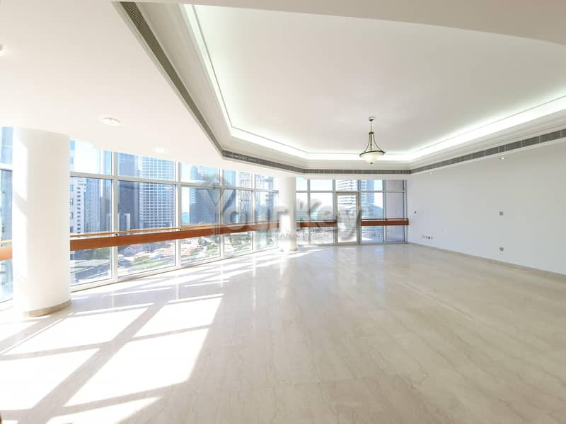 2 Sophisticated Duplex 4BR City & Sea Views