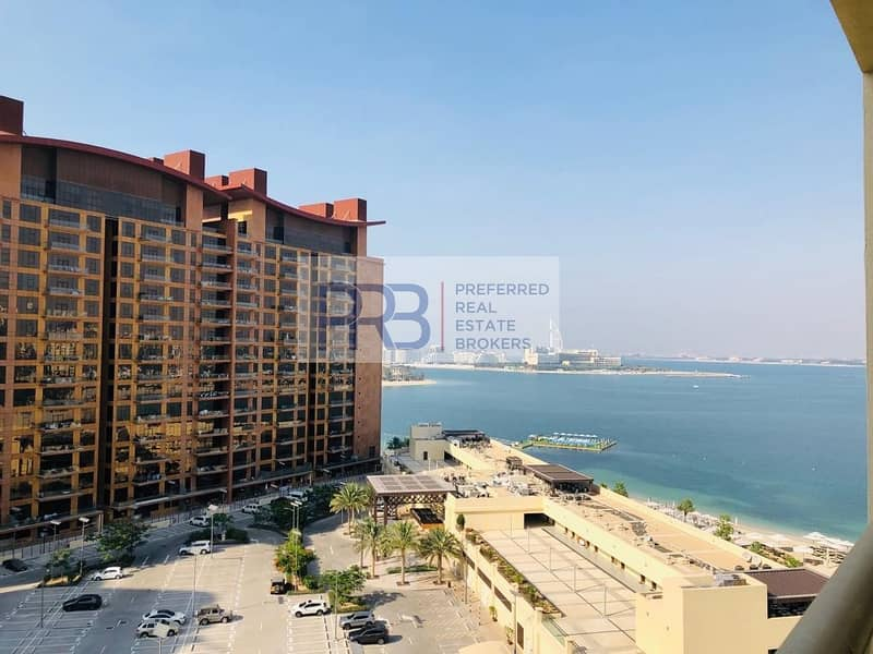 Extraordinary With Sea View Penthouse 4 BHK + Maids