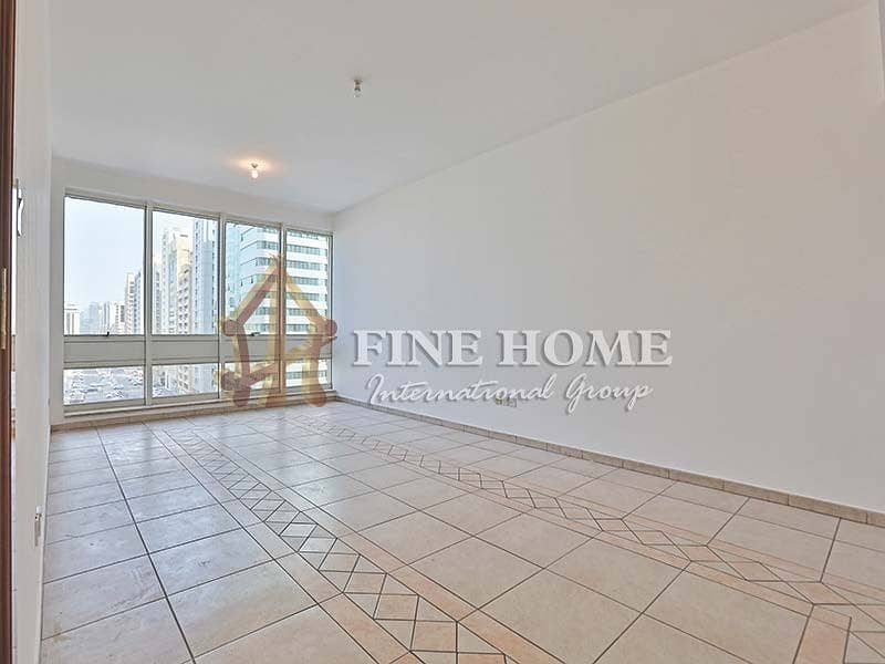 Amazingly Well Spaced 2BR Apartment