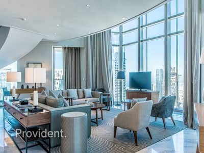 4 Bedroom Penthouse for Sale in Downtown Dubai, Dubai - Your kind of Luxury | Burj View | Sky Collection