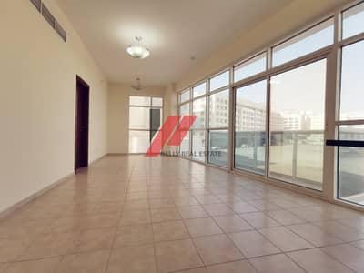 1 Bedroom Apartment for Rent in Al Barsha, Dubai - Spacious sunny 1bhk flat near Sharaf dg metro in 50k