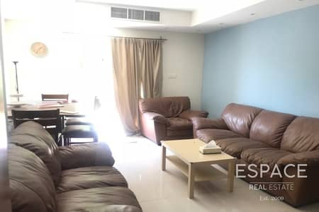 2 Bedroom Villa for Rent in The Springs, Dubai - Upgraded Large Garden - Vacant