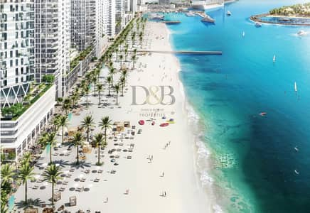 LUXURIOUS BEACHFRONT LIVING | SPACIOUS 2 BR LAYOUT
