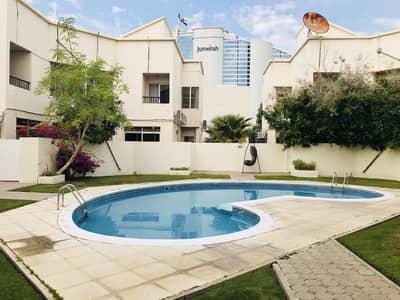4 Bedroom Villa for Rent in Umm Suqeim, Dubai - very nice 4 bed room villa with pvt garden/pool umm suqiem 3
