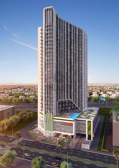 استوديو  للبيع في الخليج التجاري، دبي - Burj Khalifa View  / 50% Post  Handover Payment Plan