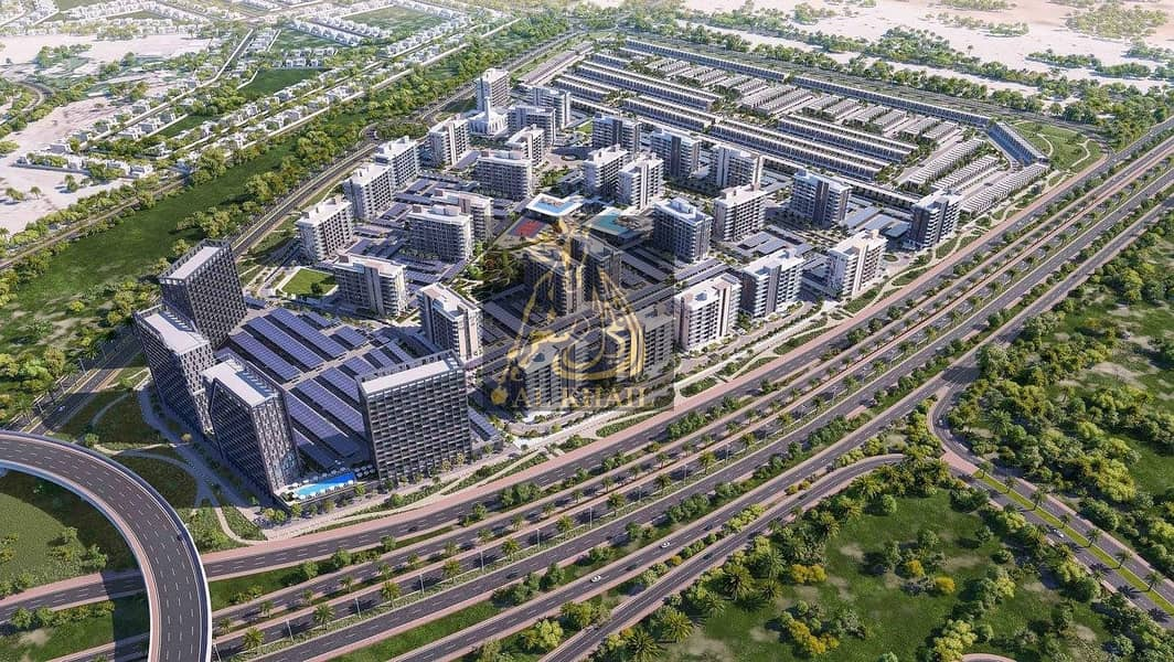 Amazing 1BR Apartment for sale in Meydan | Flexible Payment Plan | Affordable Price | Perfect Location