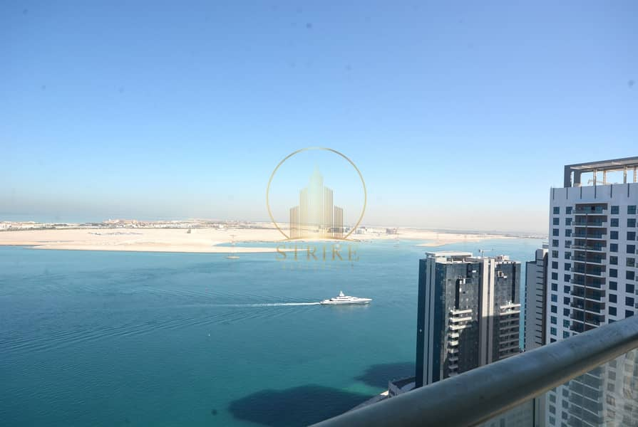 3BR with Big Balcony & Sea View | Starting from 150