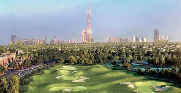 Plot for Sale in Dubai Hills Estate, Dubai - RESIDENTIAL PLOT | GOLF COURSE VIEW | PAY 20% AND BOOK