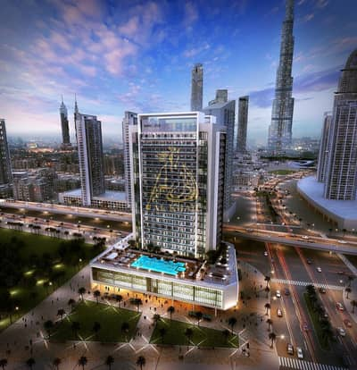 1 Bedroom Flat for Sale in Business Bay, Dubai - Elegant 1BR Apartment for sale in Business Bay | On Affordable Price with Easy Payment Plan | Scenic Community