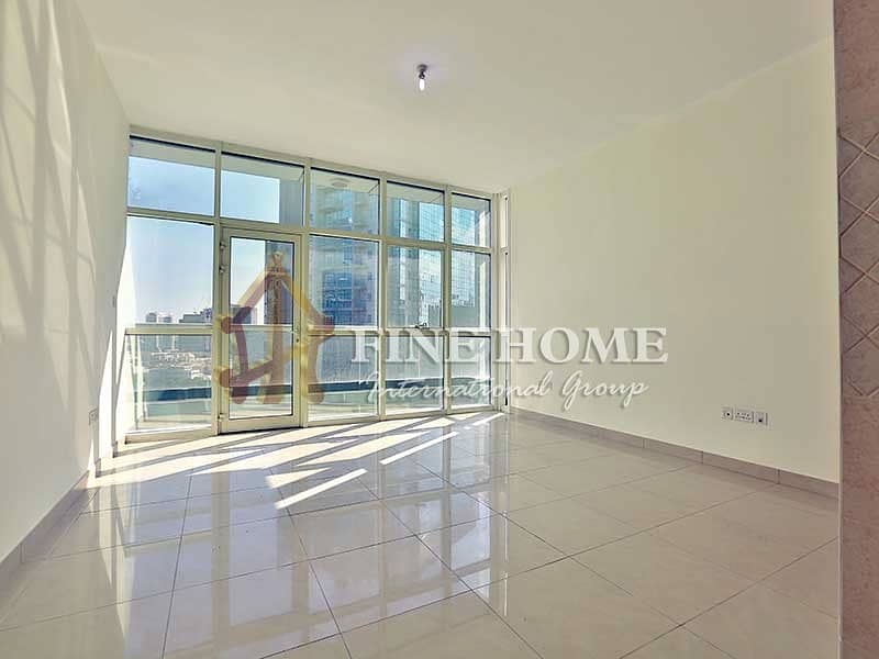 One Month Free! Spacious 1BR Apartment in Danet AD