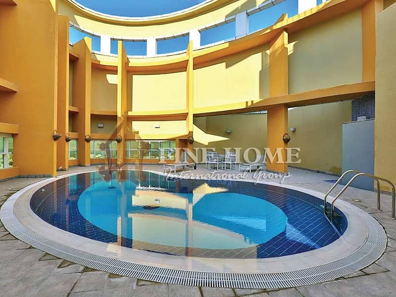 16 One Month Free! Spacious 1BR Apartment in Danet AD