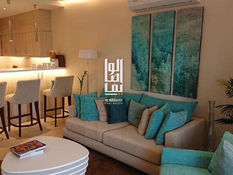 2 Limited offer!! furnished Studio  |Starting price 375k Aed!! 5%  Booking