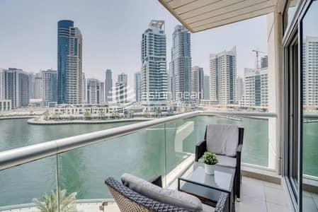شقة 2 غرفة نوم للبيع في دبي مارينا، دبي - On Low Floor | 2 BR | High Floor| Full Marina View