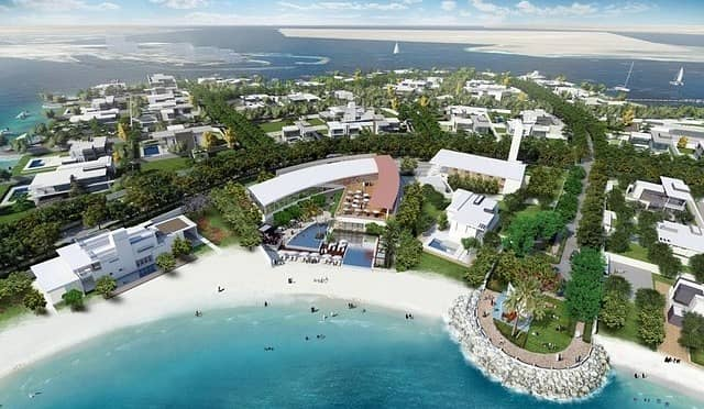 Huge Land For Sale In Al Bateen Area - Abu Dhabi
