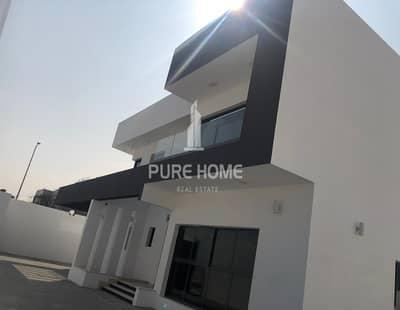 6 Bedroom Villa for Rent in Al Nahyan, Abu Dhabi - Elegant Brand New Villa | 6 Bedrooms Villa In Al Nahyan For Rent