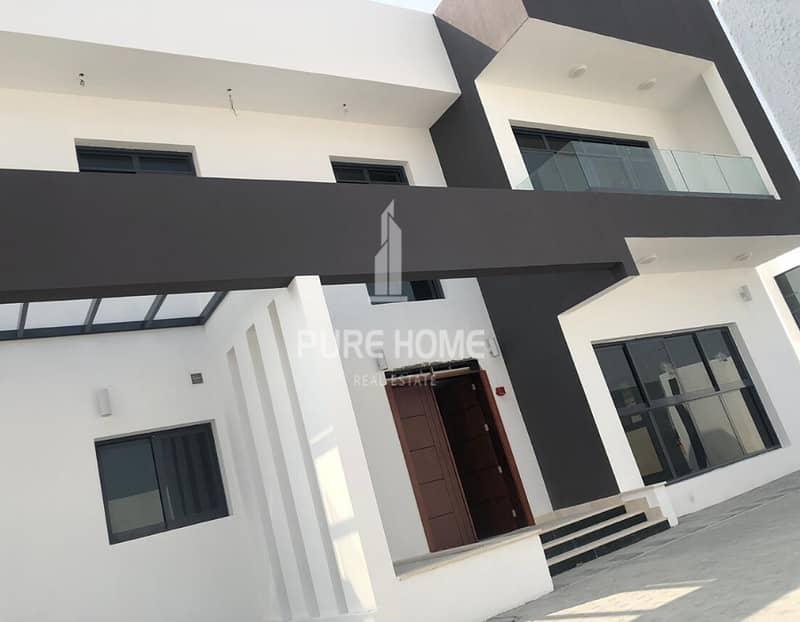 2 Elegant Brand New Villa   6 Bedrooms Villa In Al Nahyan For Rent