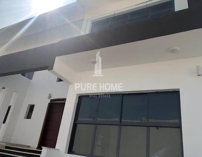 27 Elegant Brand New Villa   6 Bedrooms Villa In Al Nahyan For Rent