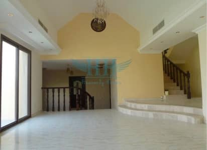 5 Bedroom Villa for Rent in Al Barsha, Dubai - Huge 5 Bedroom Villa for Rent with Huge Garden Area in Barsha