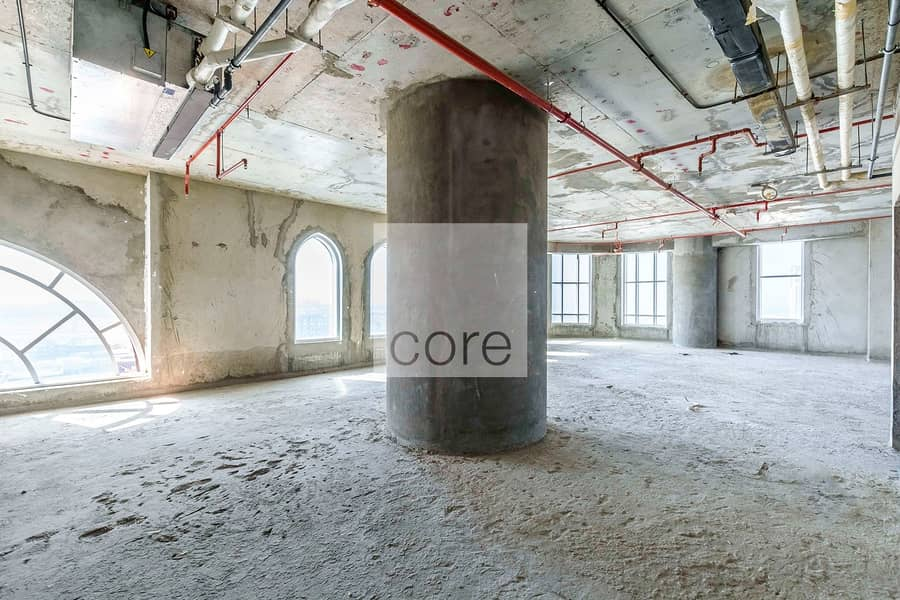 1 Shell And Core | High Floor | Central AC