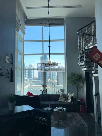 شقة 2 غرفة نوم للبيع في دبي مارينا، دبي - Upgraded