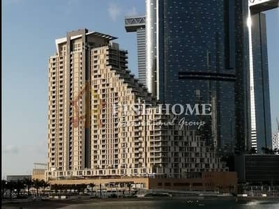 2 Bedroom Flat for Sale in Al Reem Island, Abu Dhabi - SEA VIEW ! 2BR Apartment in mangrove place