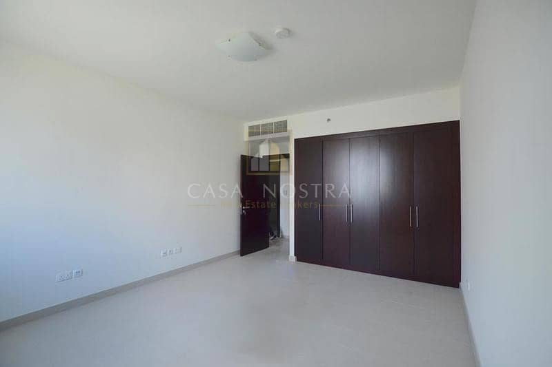 12 2BR with Large Balcony Open Kitchen I Chiller Free