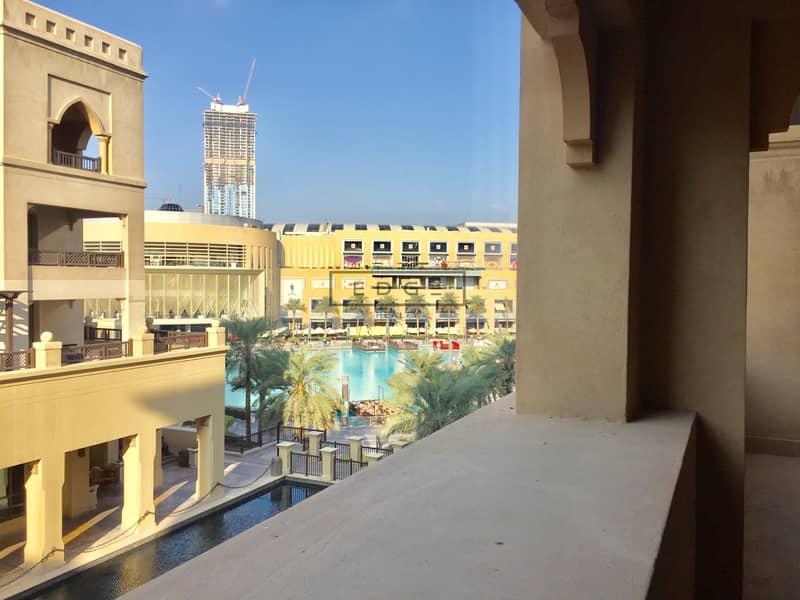 2 Fountain & Khalifa View | High Floor |Vacant Unit
