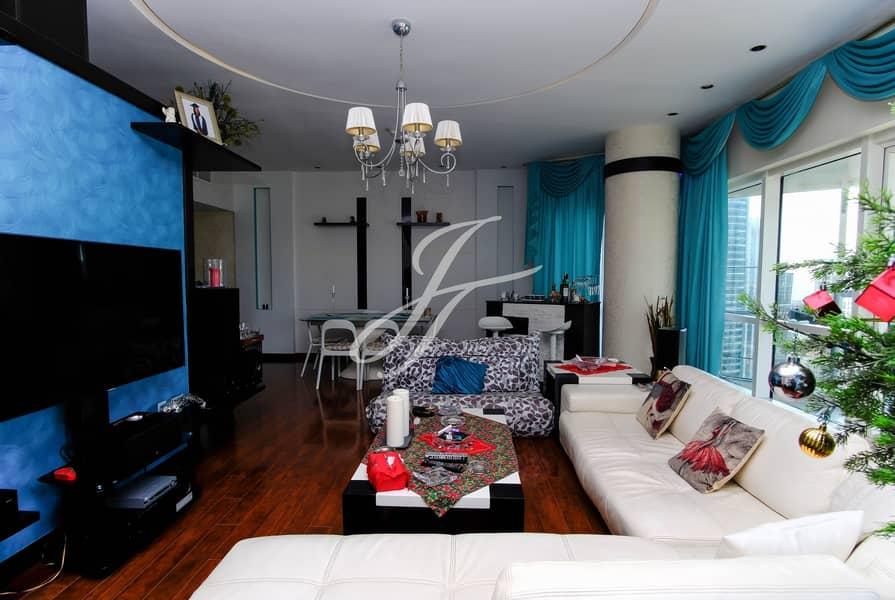Huge 1 Bedroom + study| High Floor | Vacant
