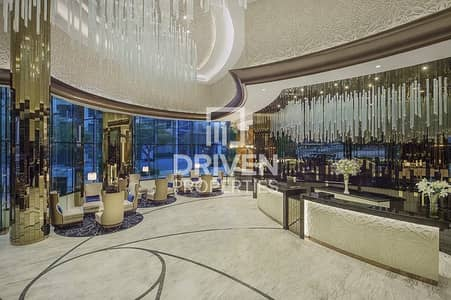 شقة 2 غرفة نوم للايجار في وسط مدينة دبي، دبي - Fully Furnished | Luxurious  2 Bedroom Apt