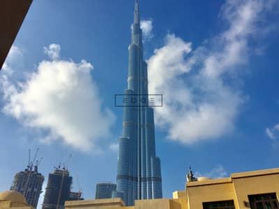 Fountain & Khalifa View | High Floor |Vacant Unit