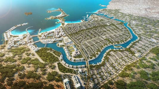 Strategically located between Abu Dhabi and Dubai, stretching across 1.6 km of sea front, on the Arabian Gulf and spanning across 380 hectares, AlJurf will become the new destination in the UAE, introducing a truly unique concept of community-living, that
