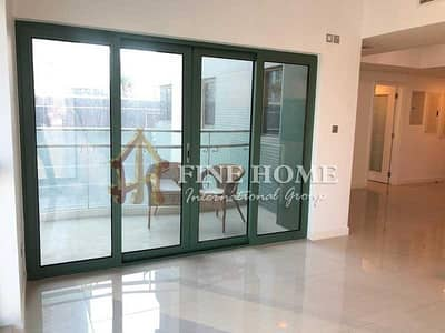 1 Bedroom Flat for Rent in Al Reem Island, Abu Dhabi - Outstandingly Spacious 1BR + Pleasing Balcony !
