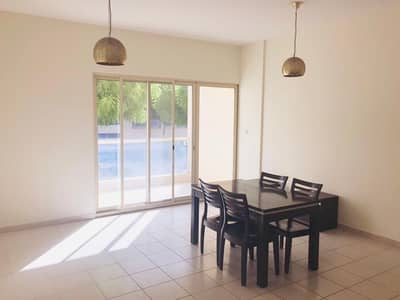 The Greens & Views Al Dhafrah 4 Rented Specious 1 bedroom with balcony Price 650k/- net