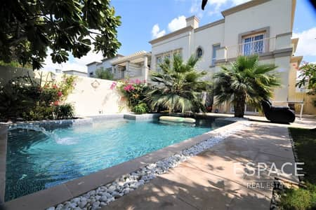 3 Bedroom Villa for Sale in The Springs, Dubai - Upgraded Three Bed Villa with Lake View