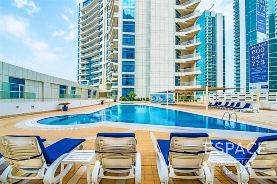 11 Large Apartment - 2 Bed - Sea View