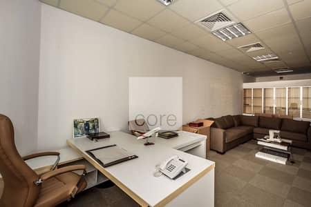مکتب  للبيع في أبراج بحيرات الجميرا، دبي - Fitted Office with Partitions | Low Floor