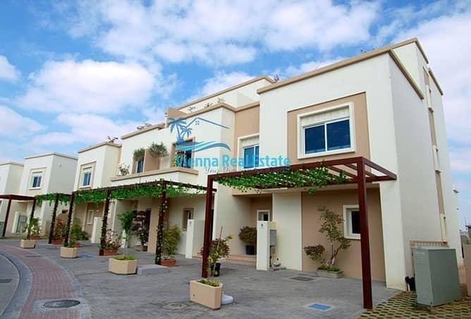 SALE 2 Bedroom villa SR in Al Reef 1.05m
