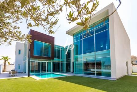 فیلا 4 غرف نوم للبيع في لؤلؤة جميرا، دبي - Contemporary Villa|Furnished|Available for Viewing