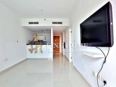 فلیٹ 1 غرفة نوم للبيع في جزيرة الريم، أبوظبي - MARINA Full VIEW 1BR. in Marina Bay by DAMAC
