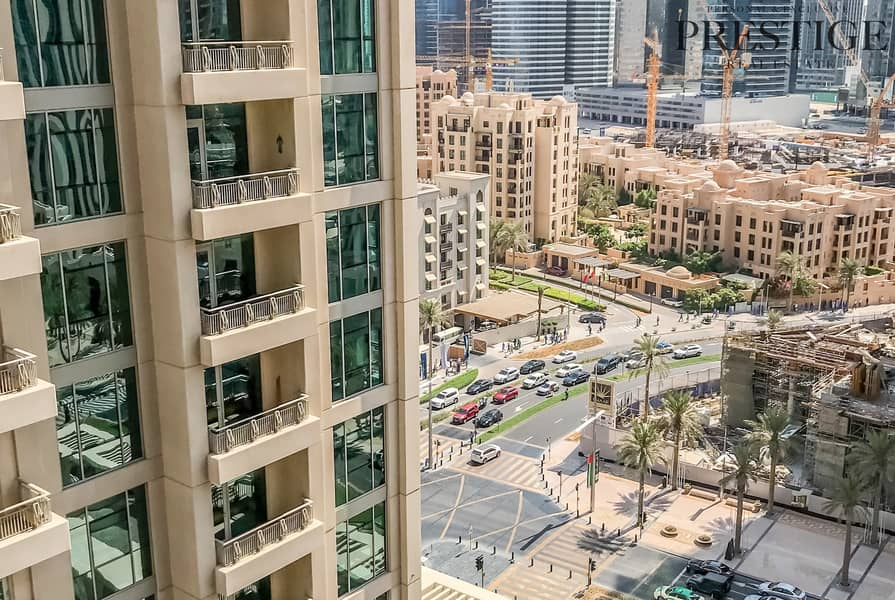 Dubai Downtown | 1 Bedroom | Unfurnished