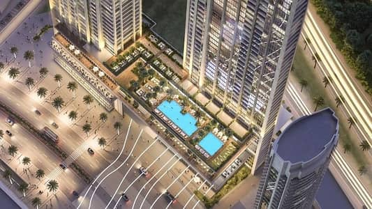 2 Bedroom Flat for Sale in Downtown Dubai, Dubai - Amazing View of the City with 2 bedrooms