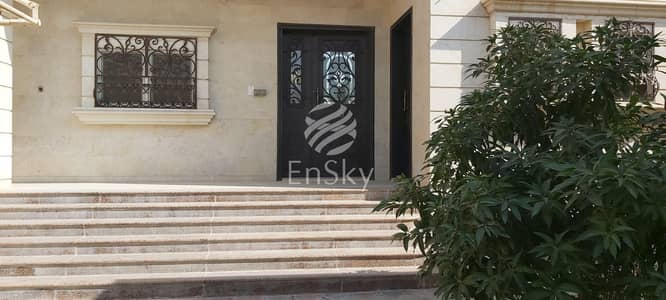 5 Bedroom Villa for Rent in Mohammed Bin Zayed City, Abu Dhabi - 5 Bedroom Independent Beautiful Villa +Separate Driver's Room  & 2 Kitchens