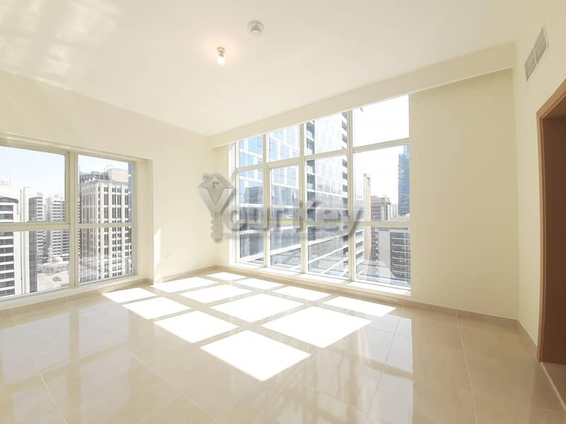 2 Well-Kept as Brand New 1BR with Maids room