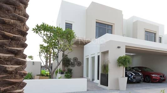 3 Bedroom Villa for Sale in Town Square, Dubai - Type 2 | Noor Townhouses! Nshama Townsquare