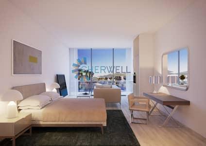 شقة 1 غرفة نوم للبيع في جزيرة ياس، أبوظبي - 0% Commision |Magnificent Sea View |Tunning Golf Course View