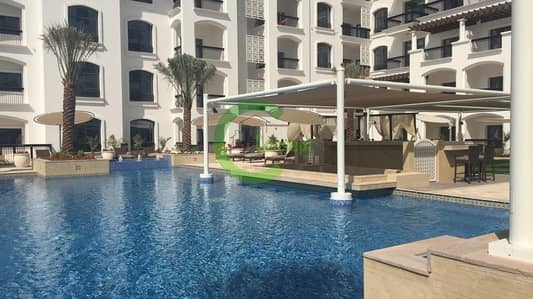 2 Bedroom Flat for Sale in Yas Island, Abu Dhabi - Luxuriously spacious Ferrari World Views  Maid room