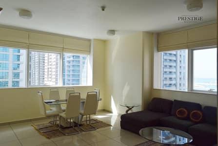 فلیٹ 2 غرفة نوم للايجار في دبي مارينا، دبي - 2 Bedrooms   Marina   furnished Feb 16