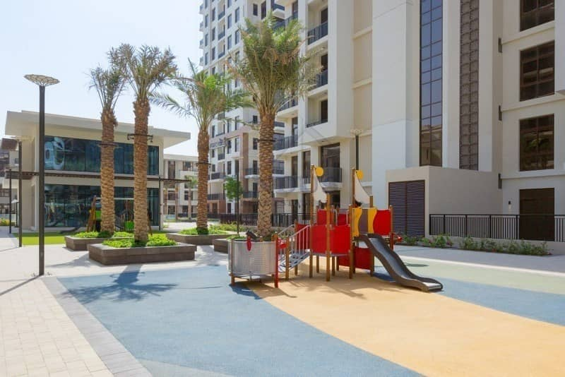 13 Brand New and Spacious 1BR | Amazing Pool View