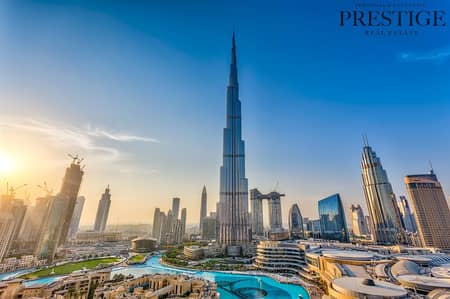 Office for Sale in Downtown Dubai, Dubai - Office Burj Khalifa Tower | Full Floor For Sale