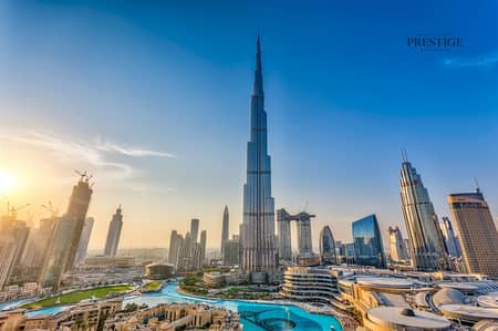 Office for Sale in Downtown Dubai, Dubai - Burj Khalifa Tower | Full Floor Office Space